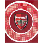 """Arsenal polár takaró """"Bullseye"""""""