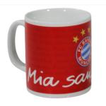 "Bayern München kerámia bögre ""MSM"""