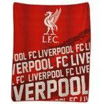 """Liverpool polár takaró """"Ipach"""""""
