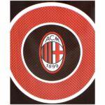 "AC Milan polár takaró ""Bullseye"""